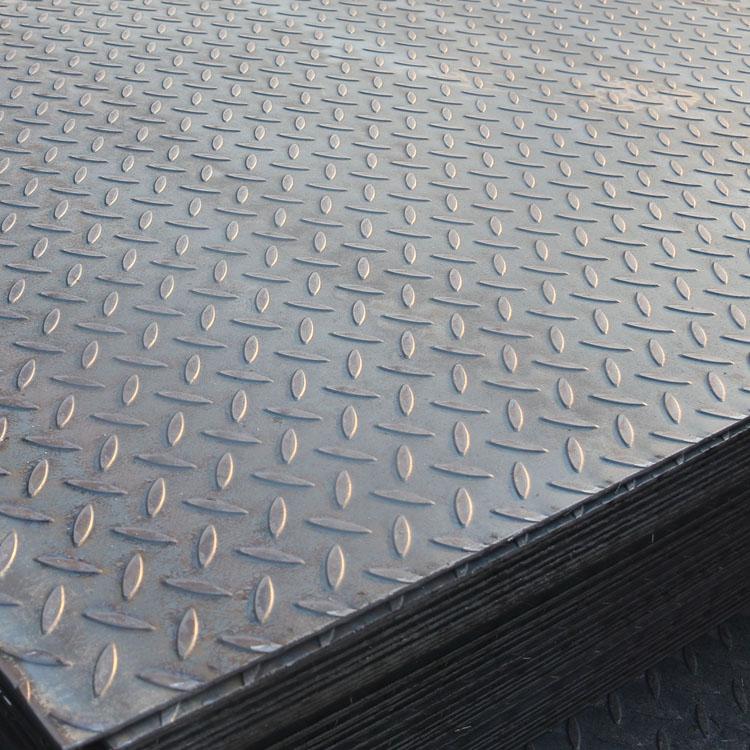 安阳花纹板批发哪家好 点赞钢铁 一块也是批发价