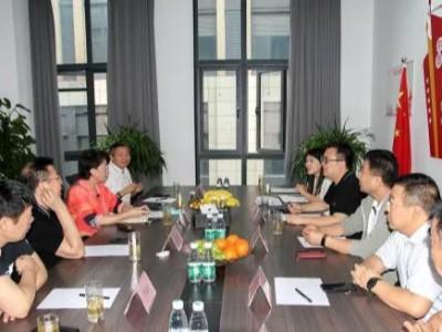 三届三次常务副会长联席会议在光之谷召开