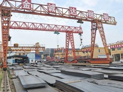 郑州钢板价格多少钱一吨 点赞钢铁 17年厂家直供