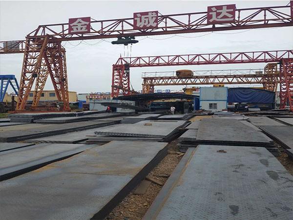 江苏扬州建工建设集团与点赞钢铁公司的初次合作