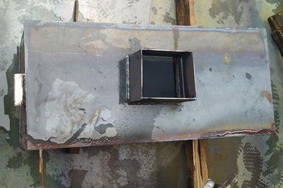 郑州钢板焊接-水箱焊接