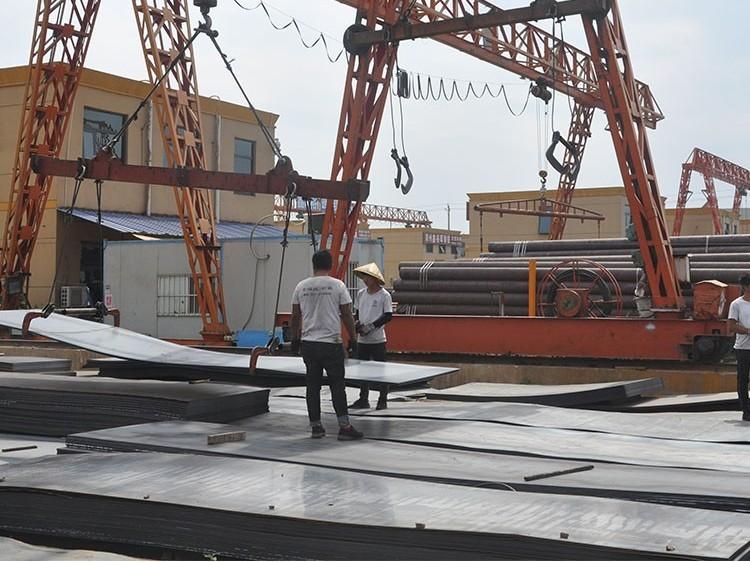 郑州市启动重污染天气II级应急响应 钢板厂家准备好了吗