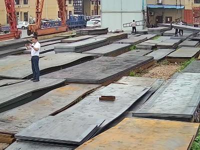 普通钢板多少钱一吨 点赞钢铁 规格齐全直供用户