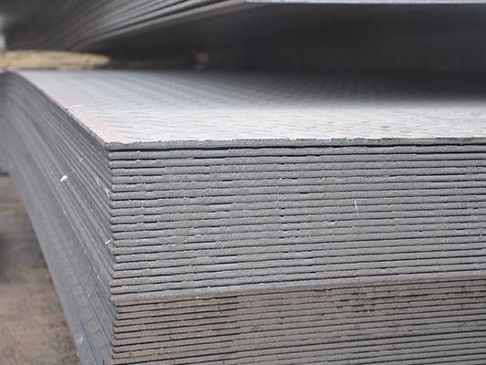 三门峡会盟彩钢在点赞公司采购花纹板