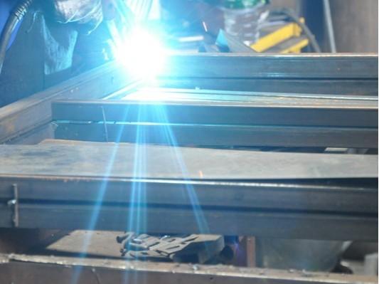 郑州钢板焊接