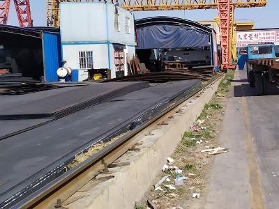 驻马店钢板批发市场在哪 点赞钢铁 16年一站式钢材服务商