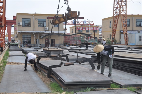 第四季度钢板价格会怎么走?——郑州钢板厂家