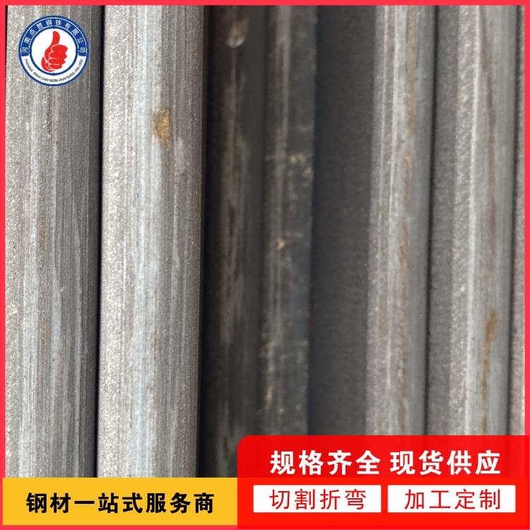 钢材期货全线飘红 郑州钢材市场