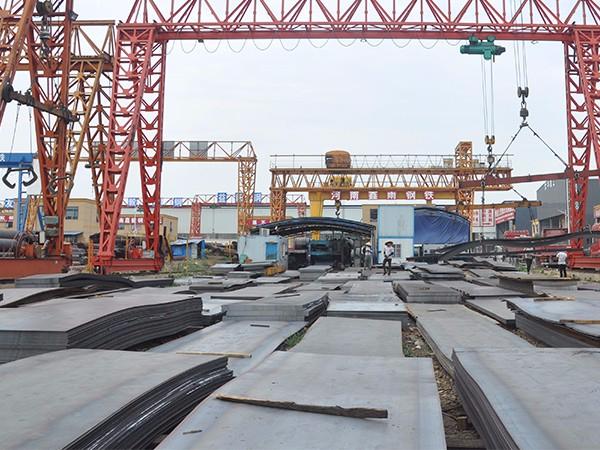 锰钢板(Q345B钢板)