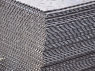 1.25米面花纹钢板