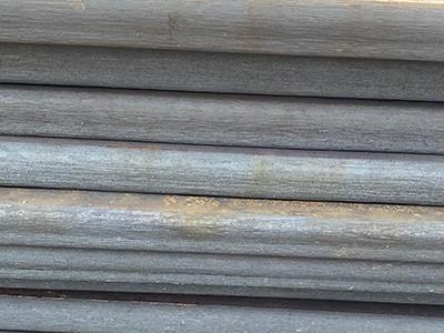 """""""双控""""限制供应偏紧 新乡钢板批发市场"""