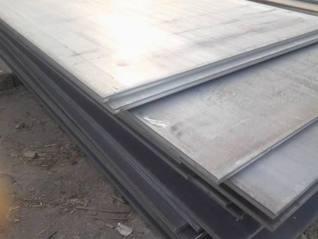 厚钢板价格