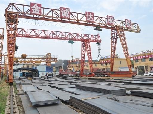 郑州钢板厂家