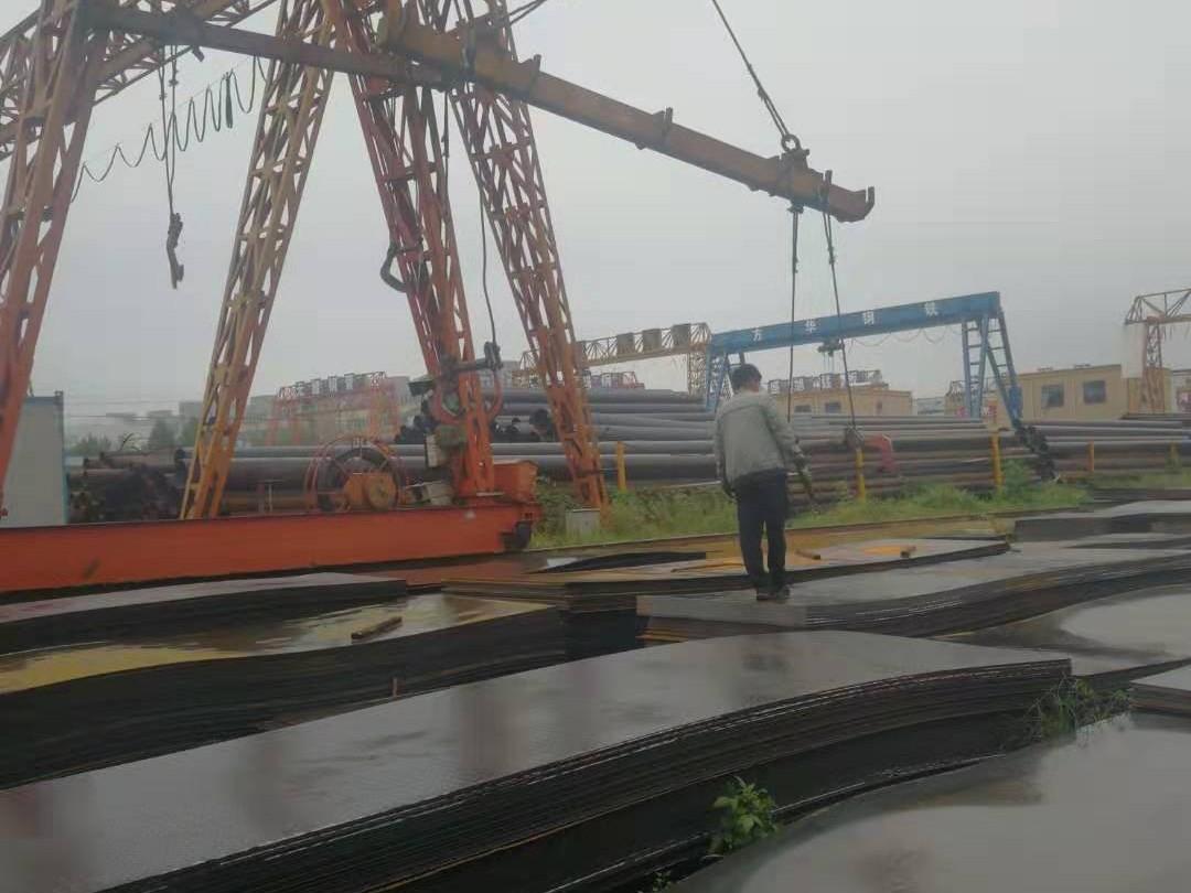 天气转凉点赞郑州钢板加工提醒你注意保暖