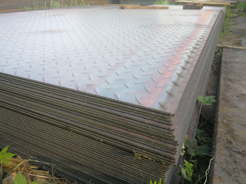 安康扁豆花纹板市场价格 q345b钢板的厚度误差多少
