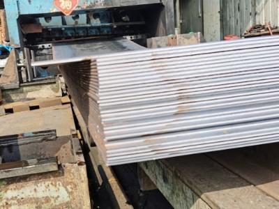 工地用钢板就选郑州点赞钢铁
