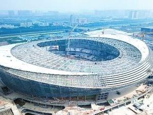郑州体奥中心原来是用这种郑州钢板制成的