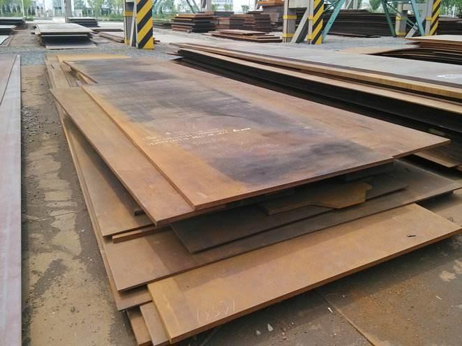 耐磨钢板厂家