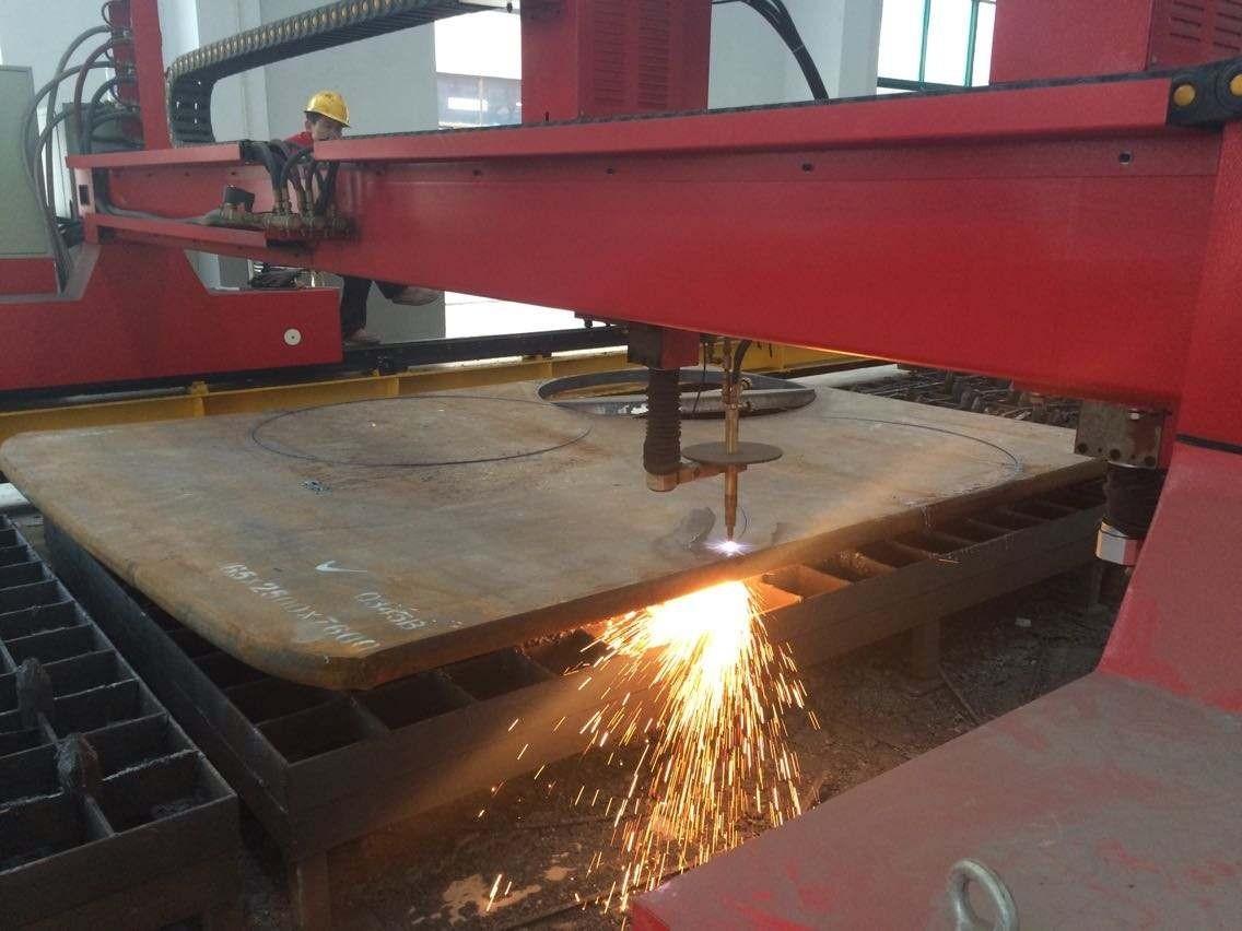 钢板切割加工