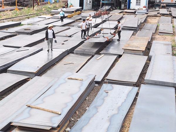 普钢板(Q235B钢板)