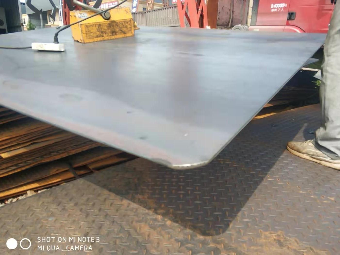 钢板加工和服务完美的结合-清源装备与点赞钢铁