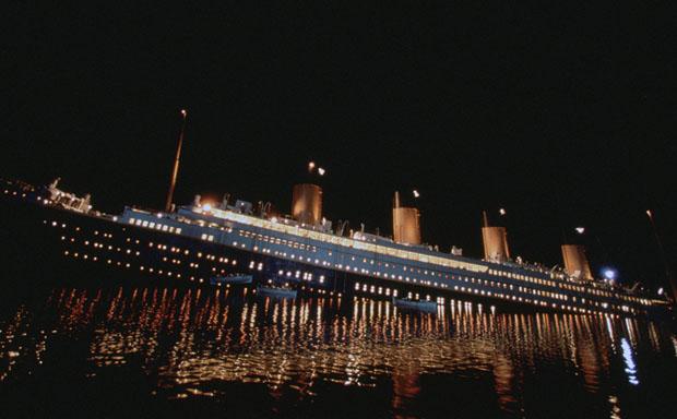 泰坦尼克号沉没之谜 罪魁祸首居然是钢板