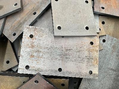 钢材的储存方法——堆放篇