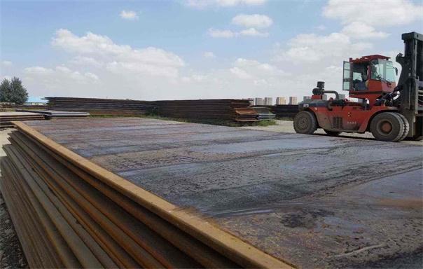 揭秘点赞钢铁日售500吨的真相 钢板市场低迷仍能逆风翻盘,钢板加工