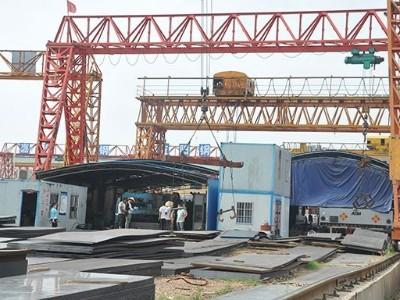 郑州钢材市场在哪?点赞钢铁,钢材种类齐全
