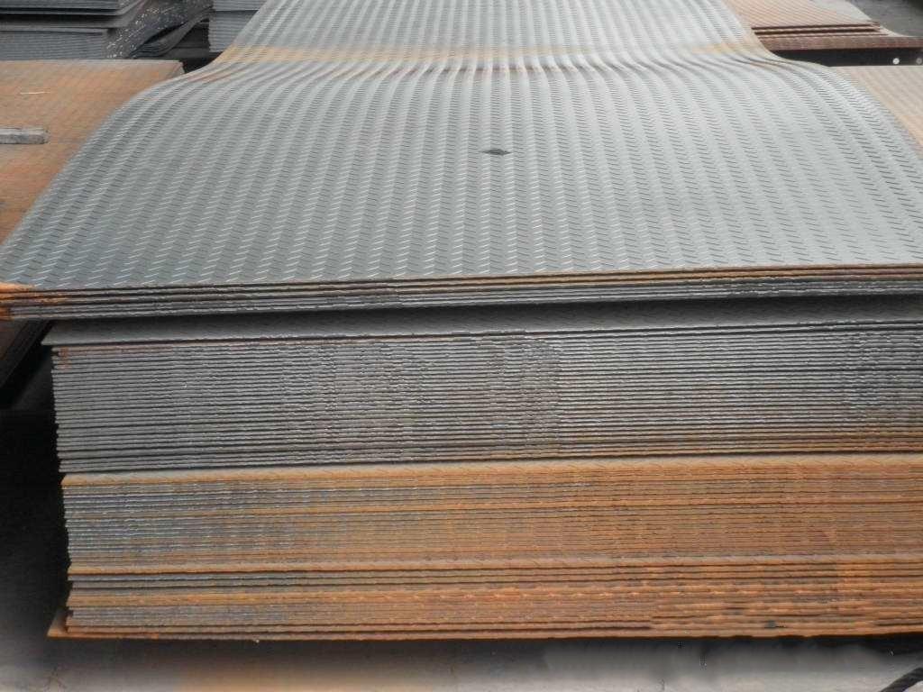 郑州花纹钢板